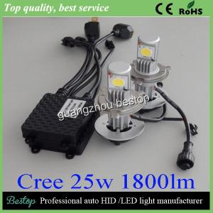 China bestop high quality h7 cree led headlight 3600lm on sale