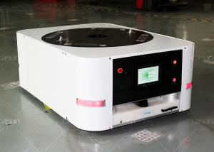 China Free Mapping AGV Warehouse Automation , Automated Guided Vehicle Robot With High Accuracy on sale