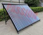 Copper Pipe Solar Collector Heat Pipe Solar Panel Vacuum Tube Collector Closed Loop Collector Pressurized Solar Panels