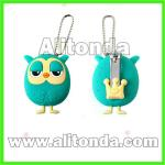 Custom cartoon cute mini animal figure nail clippers for home promotional gifts