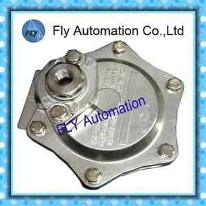 China Dual Stage 1 1/2 G353A046 ASCO Air Remote Control Pulse Jet Valve, Diaphragm Pulse Valves on sale