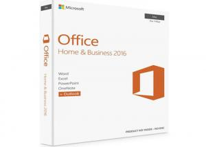 China Microsoft MAC Office 2016 Home and Business Web Download Directly With Language on sale