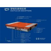 High Accuracy Radio Shuttle System Electric 3 Phase For Cargo Carrier