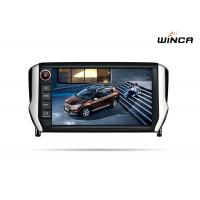 TV DVD Touch Screen Radio With Navigation8 Inch Peugeot 2008 Sat Nav
