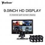 High Resolsution Rear Backup Camera System Super Night Vision Waterproof
