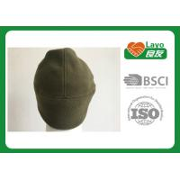Multi Functional Olive Hunting Headwear Winter Ski Hats Keeping Warm For Adults