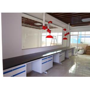 China OEM & ODM  Science Lab  Bench Furniture  For  Phenolic  Resin Board Or Epoxy Resin Board Worktop on sale