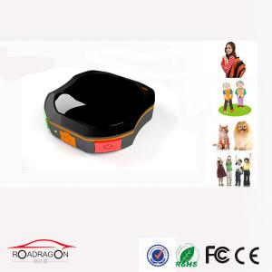 China Mini Personal GPS Tracker G-TK801 with SOS Panic Button for Kidnapping on sale