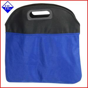 China Reusable Non Woven Fabric Bags For Shopping / Packaging With Strong Handle on sale