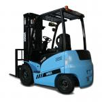 Stand Up Electric Very Narrow Aisle Forklift Truck For Building Use CPD25