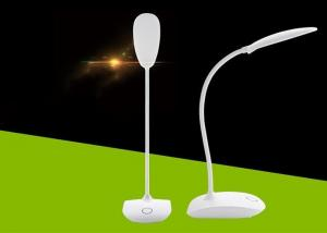 China Adjusting Rechargeable Desk Lamp 360 Degree Mini Portable Led Desk Lamp on sale