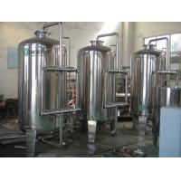 10.75kw RO Water Treatment Equipment Reverse Osmosis System