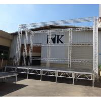 RK Height adjustable aluminum stage for sale/used stage platforms for sale