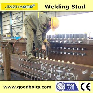 China M19 Shear connector studs for arc stud welding(CE certification) on sale