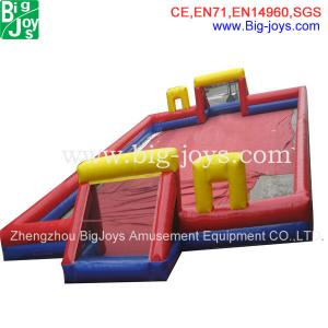 China inflatable interactive, inflatable football field, sports inflatables on sale
