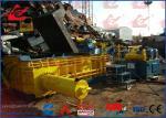 Scrap Metal Baler HMS Hydraulic Baling Press Machine For Waste Car Bodies 5000kg/h Motor 60kW