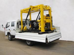 China YZJ-200 Truck Mounted Water Well Drilling Rig on sale