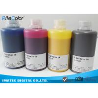 China High Density Heat Transfer Dye Sublimation Ink 250ml / 500ml / 1000ml bottles on sale