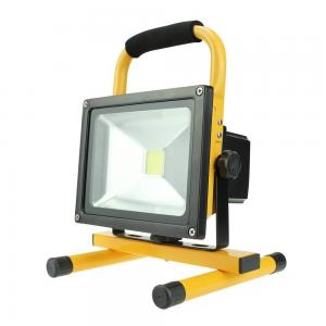 China Rechargeable 10W LED flood light on sale