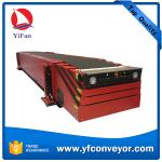 Telescopic Truck Loading Belt Conveyor