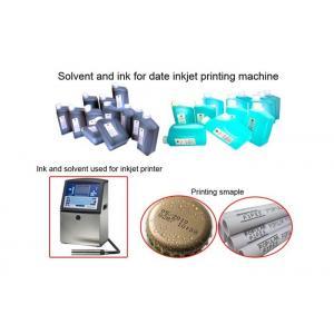 China Black color Industrial Ink jet printer solvent ink Alternative Ink Supply System on sale