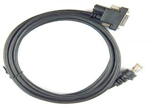China 7ft 2M Computer Data Cable , Honeywell Metrologic Barcode Scanner Rs232 Cable on sale