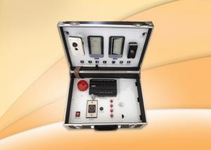 China Demo Case Of  TCP / IP Access Control Panel  And Two FR1200 , Built In Power on sale