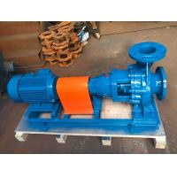 IJ Series Singe Stage Centrifugal Chemical Pumps 1450rpm Speed Corrosion Resistant