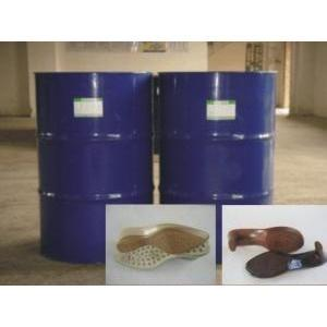 China PU resin used for sandals and casual shoes sole on sale