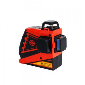 China 3D 12 lines three plane self leveling cross line laser level on sale