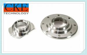 China Anodizing Steel Precision Machined Parts For Recreational Vehicles , OEM ODM on sale
