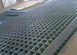 Galvanized Pressure Lock Grating Q235 Material ISO 9000 Certification