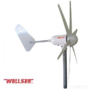 China Ws-wt400w Wellsee Wind Turbine (six-bladed Wind Turbine/ A Horizontal on sale
