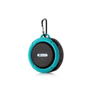 China Outdoor Waterproof Wireless Bluetooth Speakers BK 4.1 With 500mah Lithium Battery on sale