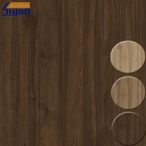 China Custom PVC Membrane Sheet Wood Texture For Furniture , 0.12mm-0.6mm Thickness on sale