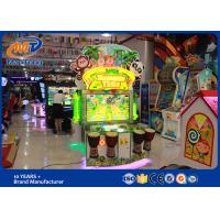Coin Operated Video Game Machine Tambour Tribe Redemption Game Machine