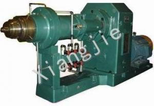 China Hot Feed Rubber Extruder on sale