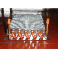 China O OEM reveste o radiador do condicionador de ar do tubo de aleta para dispositivos do transporte do veículo/embarcação on sale