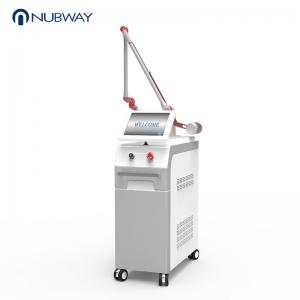 China High quality hot sale 2018 Q-Swtiched Nd Yag Laser Machine 1000W power 1-10Hz Pulse rate on sale