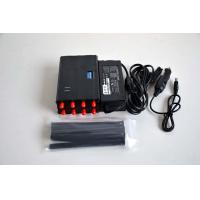 High Capacity Cellular Signal Jammer Signal Blocker All In One 3-8m Range