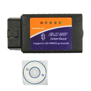China Elm327 Bluetooth Obd Diagnostic Interface Auto Car Diagnostic Scanner on sale