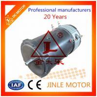 O.D 170mm 48v Electric Motor Insulation F For Forklift Travelling System