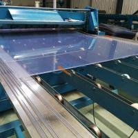 China 10mm 2000mm Transparent Pvc Foam Board Extrusion Line on sale