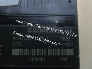 China General Electric IC200ALG620-AA Module in stock brand new and original on sale