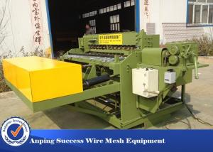 China Automatic Welded Wire Mesh Machine Adopts Electrical Synchronous Control Technique on sale