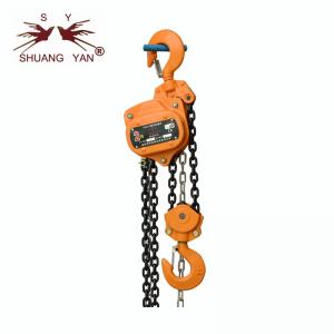 China Warehouse Lifting equipment Hand Chain Block VITAL Type 2T*3M HSZ-K on sale