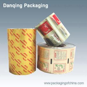 China Escápese el ANIMAL DOMÉSTICO/de la prueba película laminada PE para el material de embalaje de la laminación de la bolsa del jugo on sale