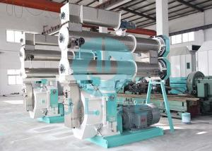 China Floating Fish Feed Pellet Machine / Fish Pellet Extruder Machine 110kw on sale