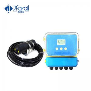 China Open Channel Ultrasonic Wastewater Flow Meter Split Type High Accuracy on sale