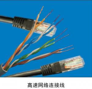 high speed cat 7 cat 5 rj45 cable harness to video camera security systems